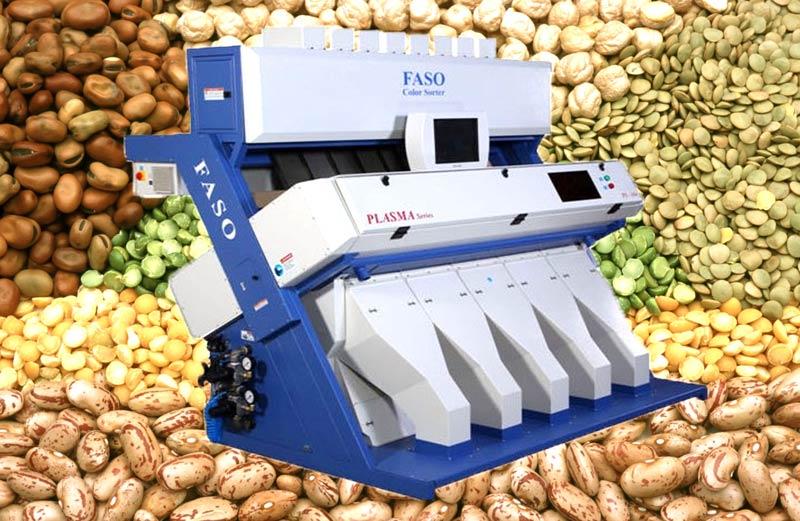 Color Sorter Machine (FASO-017)