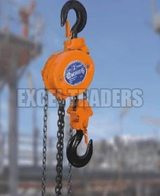 RS Series Chain Pulley Blocks