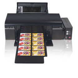 Plastic card printing machine manufacturer in telangana india by plastic card printing machine reheart Images
