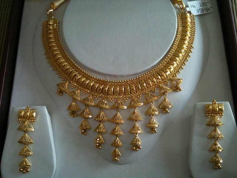 Buy Gold Necklace Set 1 from Binder Jewellers 70813a977