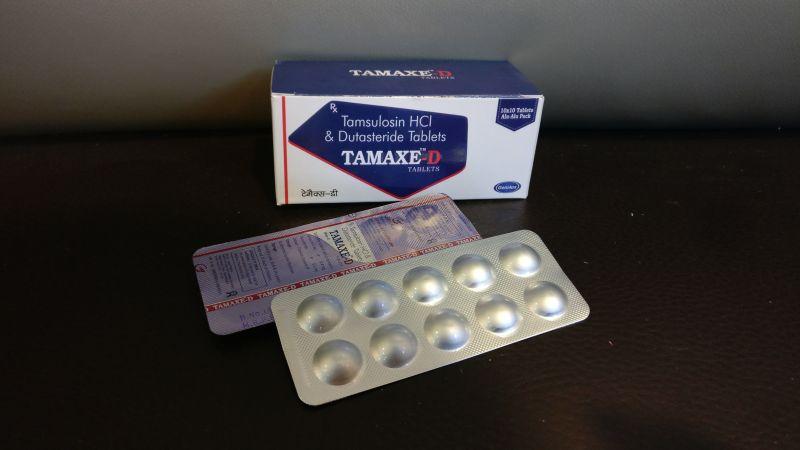 Tamsulosin Dutasteride Tablets