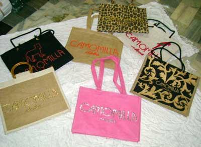 Embroidery Handbags
