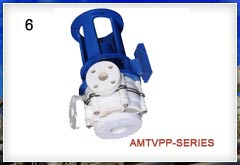 Vertical Polypropylene Pump