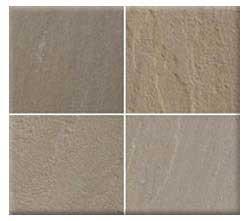 Sandstone Tile (Autumn Brown Natural)