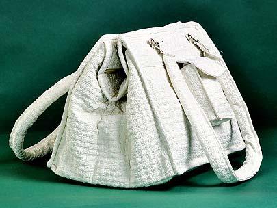 Las 3 Compartment Handbags