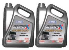 Atlantic X Turbo Plus Engine Oil