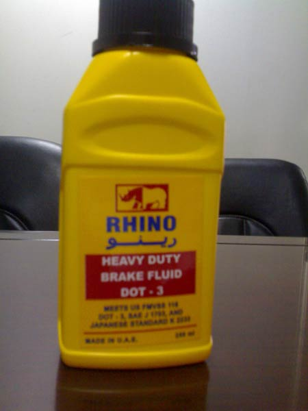 Rhino Brake Fluid (Do3)