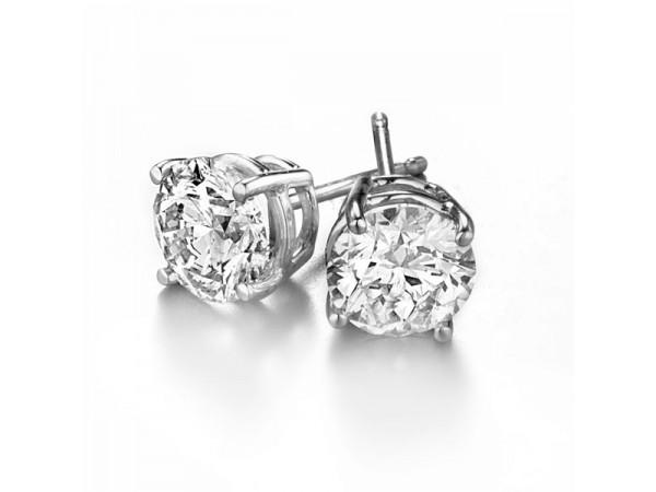 Carat Diamond Earrings