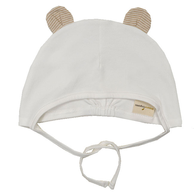 82035d64093 Buy Organic Cotton Baby Teddy Pilot Hat from Happyorganic