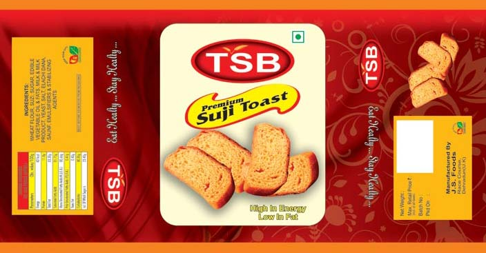 Toast Packaging Pouches