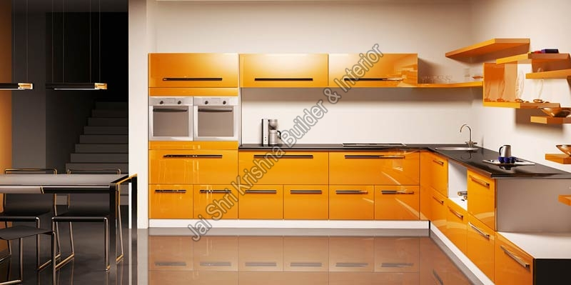 Services Modular Kitchen Designing Services In Offered By Jai Shri Krishna Builder And
