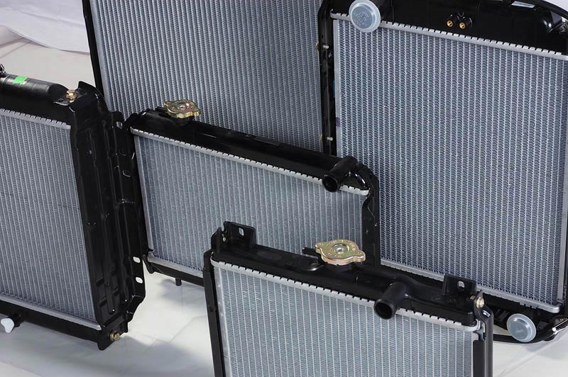 Cougar Aluminum Radiators