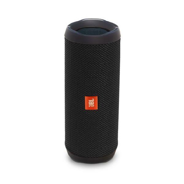 JBL Flip 4 Bluetooth Black Speaker