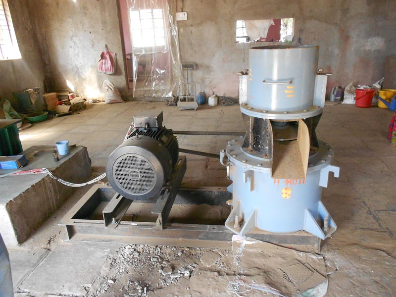 Biomass Pellet Machine (BMPM)