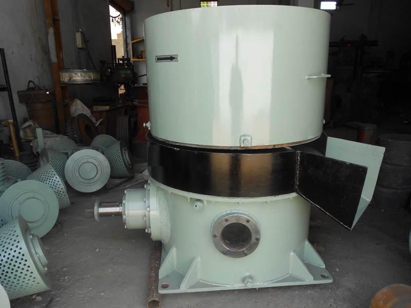 Rice Bran Pellet Machine (RBPM)