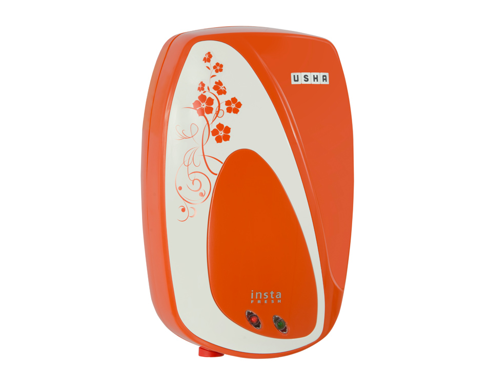 Instrafresh 3L Tangarine Flower water heater