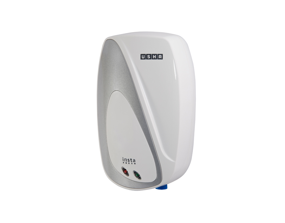 Instrafresh 3L White Silver water heater