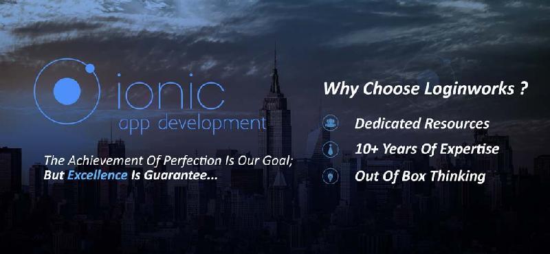 Ionic Mobile App Development