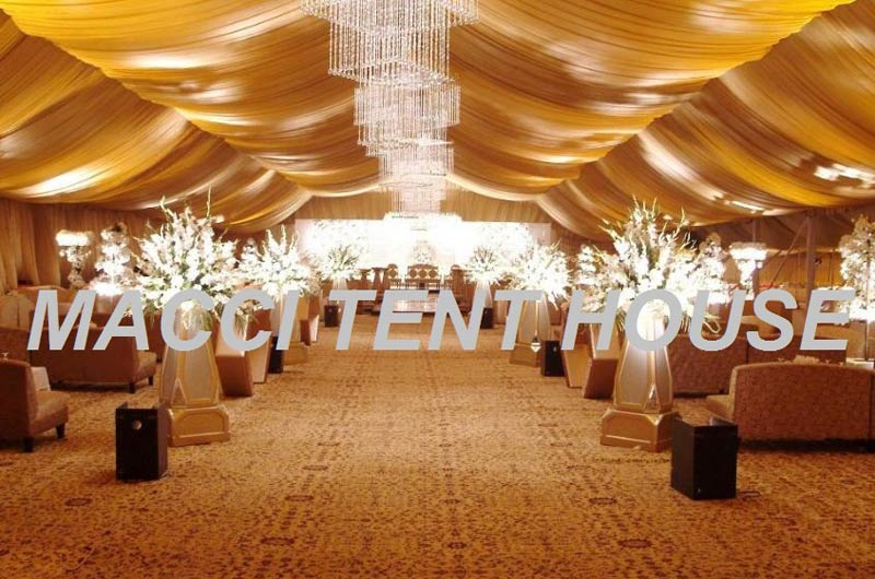 Banquet Frame Wedding Marquee Tent (109) & Buy Banquet Frame Wedding Marquee Tent from Macci Tent House ...