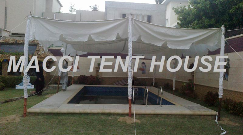 newest f93bf e9966 Buy Shamiana Tent from Macci Tent House, Pakistan | ID - 648591