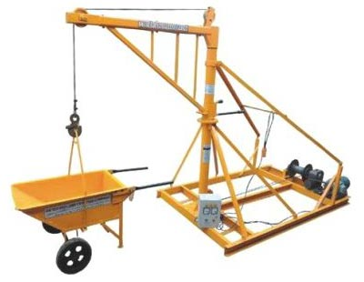 Building Material Lifting Machine (M1550)