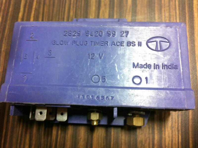 Tata Ace Glow Plug Timer (TA26)