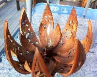 Buy Wooden Lotus Flower From Indra Handicrafts Varanasi India Id