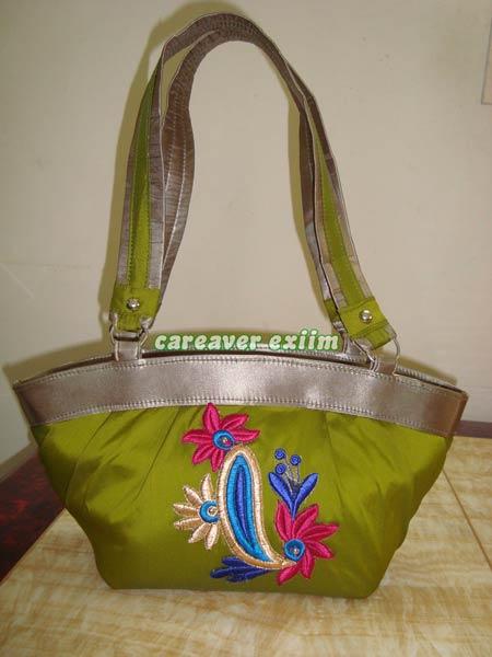 Las Silk Fancy Handbags Silkb 10