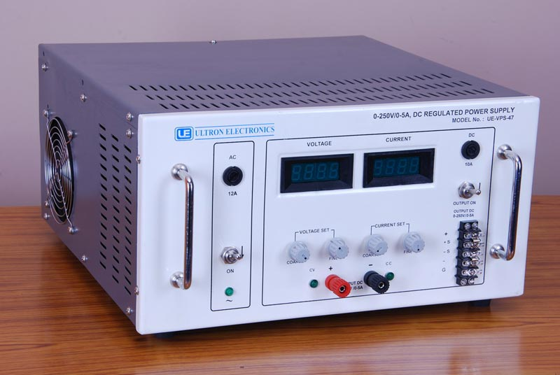 Buy Variable DC Power Supply from Ultron Electronics, Hyderabad