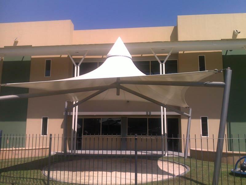 Tents, Parking Shades, Schools Shades, Canopies Pvc Fabric, Net Fabric