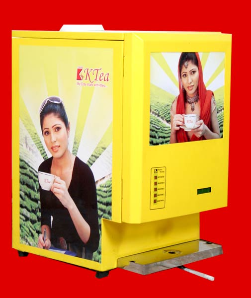 Tea & Coffee Vending Machine