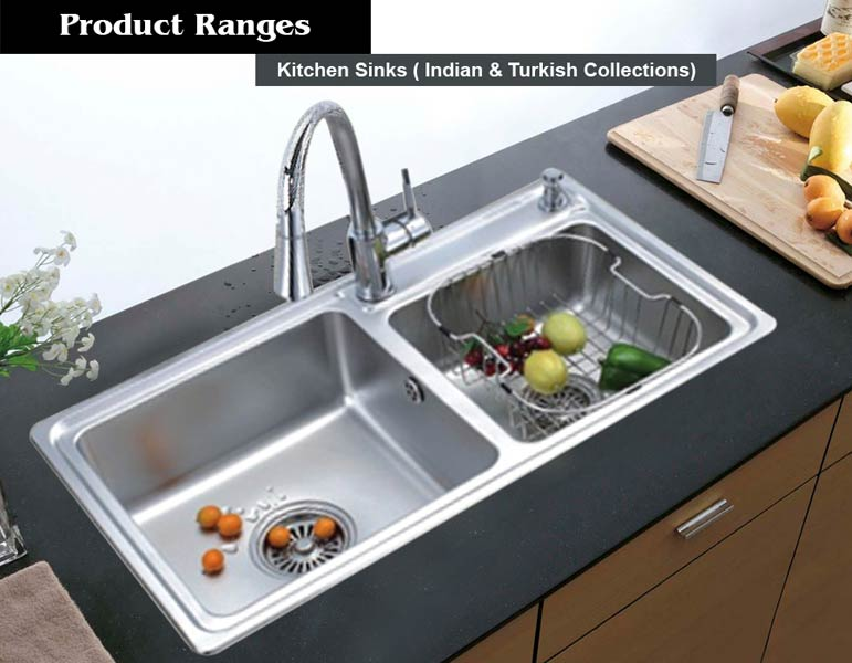 Kitchen sink manufacturers in india sink ideas kitchen sink from eurotech baths and ltd india id workwithnaturefo