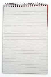 Spiral Notepads