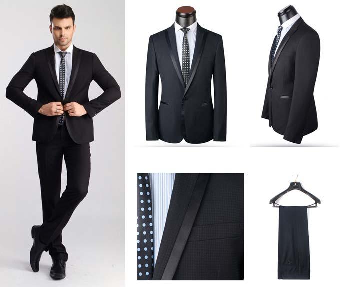 Designer Mens Formal Suit Manufacturer In Kolkata West Bengal India By Fashion Hike | ID - 1439770