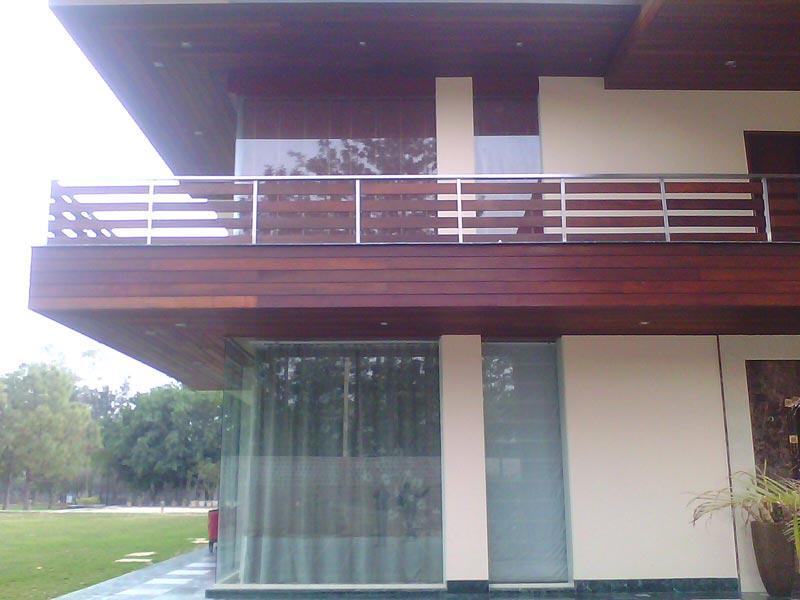 Indian Balcony Steel Railing Design - Image Balcony and ...