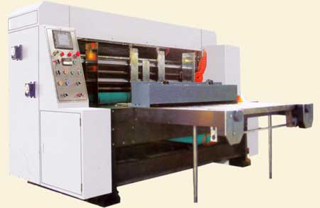 Rotary Die Cutter Machine Manufacturer & Exporters from