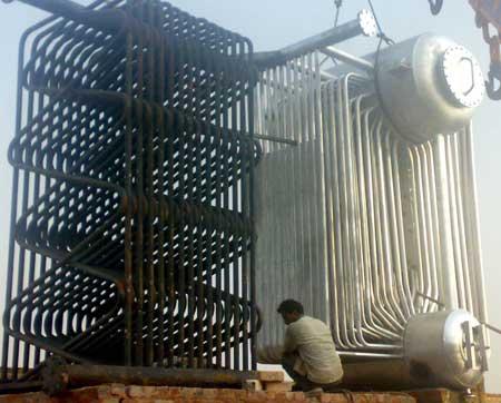Water Tube Steam Boiler Manufacturer & Manufacturer from Amritsar ...