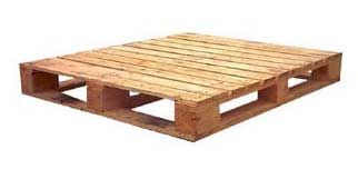 Knocked Down Pallets