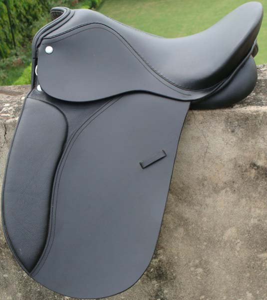Saddle Dressage