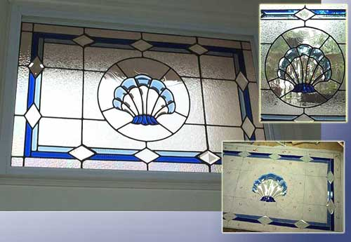 Buy Staircase Glass Painting From Varrmas Arts Coimbatore India