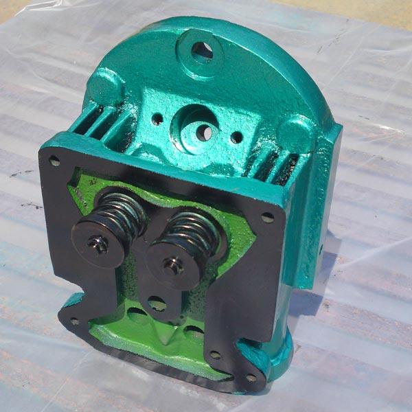 Air Cooled Diesel Engine Cylinder Head