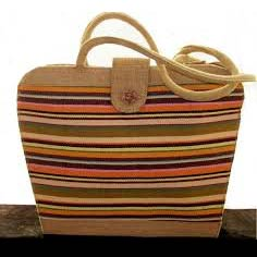 77a45747dc Buy Ladies Jute Handbags from Raj International