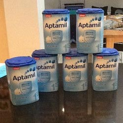 Aptamil Powdered Milk