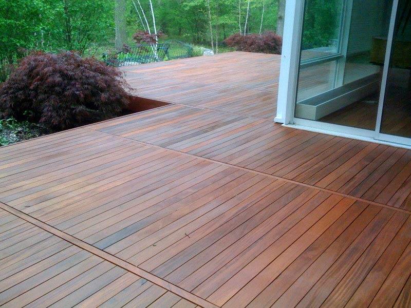 IPE Wood Deckings