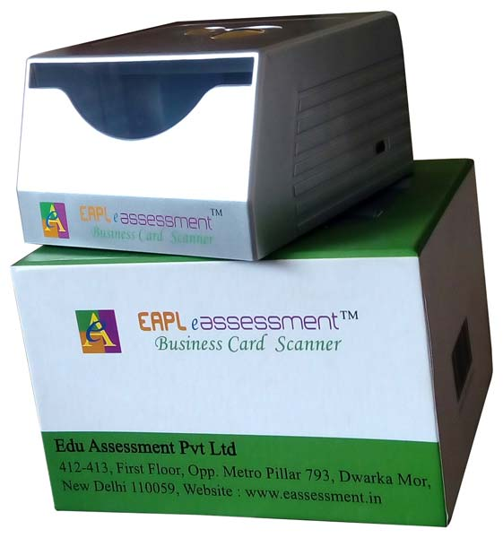 Buy business card reader from edu assessment pvt ltd new delhi business card reader reheart Image collections