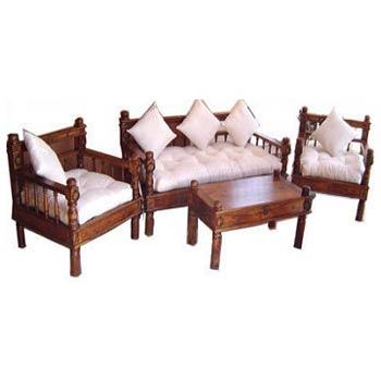 Wooden Sofa Set Manufacturer In New Delhi Delhi India By