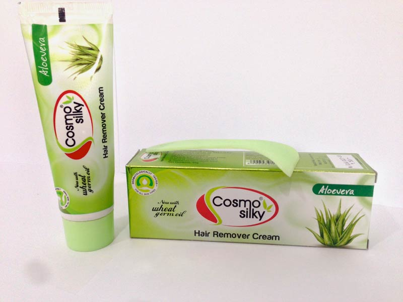 Silky Hair Removal Cream Manufacturer Exporters From Delhi