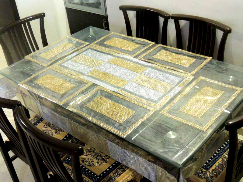 Buy Dining Table Covers from Radha Rani Plastics India ID 799183