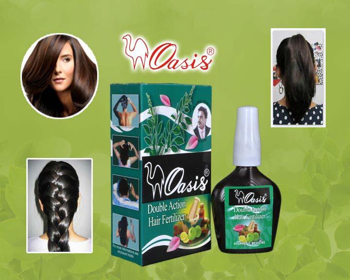 Oasis Double Action Hair Fertilizer