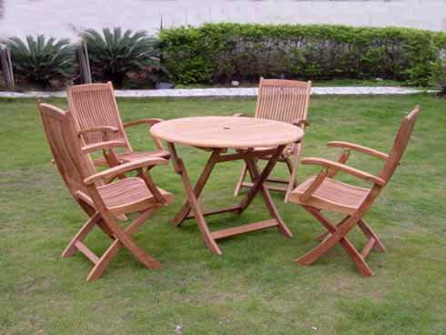 Wooden Garden Chairs From Neeraj Creations Jaipur